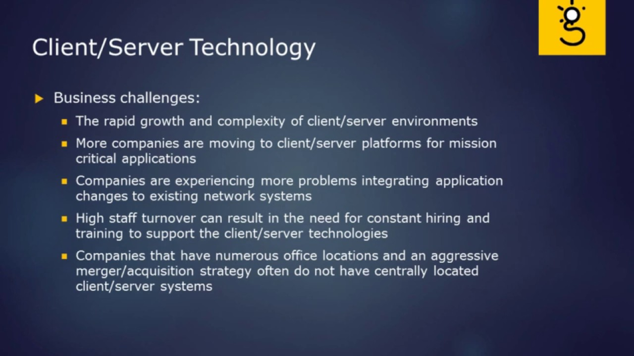 Photo of 20. Client Server Technology