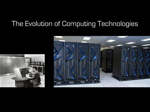 Photo of The Evolution of Computing Technologies: From Following Instructions to Learning