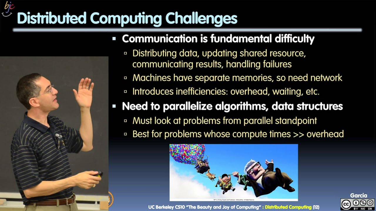 Photo of Lecture 18 Distributed Computing