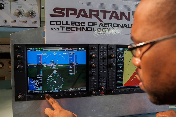 Photo of Aviation Electronics Technology | Aviation Careers | Spartan College